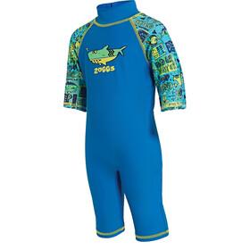 Zoggs Deep Sea Badpak Kinderen blauw